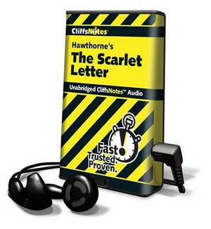 Cliffsnotes - The Scarlet Letter