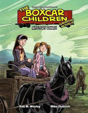 Book 4: Mystery Ranch