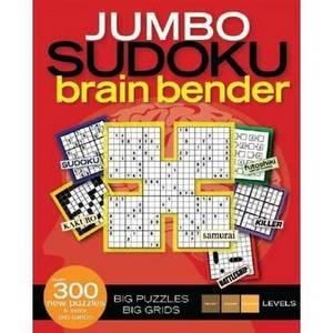 Jumbo Sudoku Brain Bender
