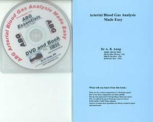 ABG - Arterial Blood Gas Analysis