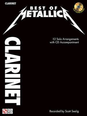 Metallica: Best Of - Clarinet