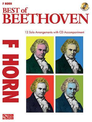 Instrumental Play-Along: The Best of Beethoven - Horn