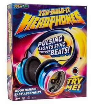 You Build It Headphones