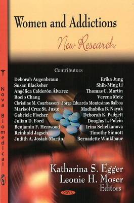 Women & Addictions: New Research