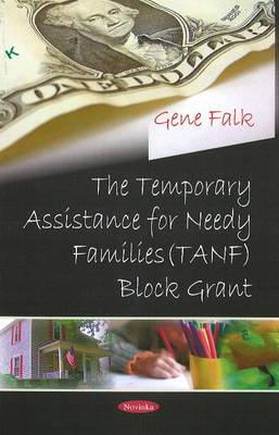 Temporary Assistance for Needy Families (TANF) Block Grant