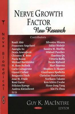 Nerve Growth Factor: New Research
