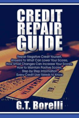 Credit Repair Guide: Repair Negative Credit Yourself, Answers to What Can Lower Your Scores, How Small Changes Can Increase Your Scores, Ho