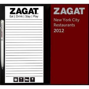 New York City Restaurants Dining Journal