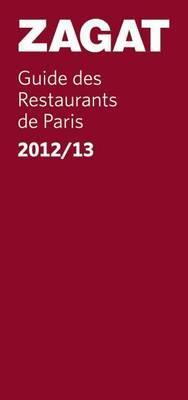 2012/13 Guide Des Restaurants de Paris