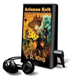 Arianna Kelt and the Wizards of Skyhall