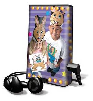 Preschool Musical 2: A Catepillar's Voice; The Oversized, Overripe Turnip; The Lost Mitten