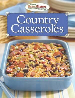 Country Casseroles Cookbook