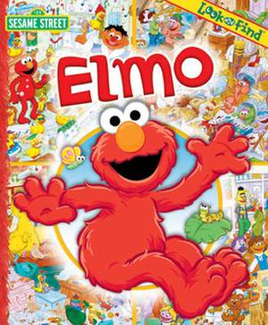 Elmo Look and Find