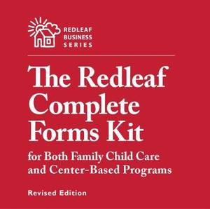 Redleaf Complete Forms Kit for Both Family Child Care and Early Childhood Professionals