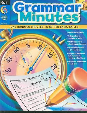 Grammar Minutes: Grade 4