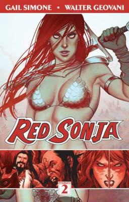 Red Sonja: Volume 2: The Art of Blood and Fire
