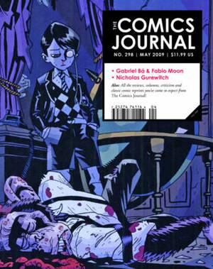 The Comics Journal: No. 298