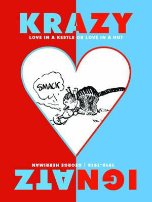 Krazy and Ignatz 1916-1918: Love in a Kestle or Love in a Hut