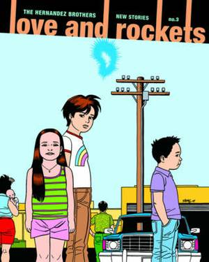 Love and Rockets: New Stories: No. 3