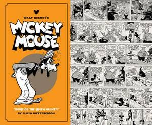 Walt Disney's Mickey Mouse: House of the Seven Haunts: Vol. 4