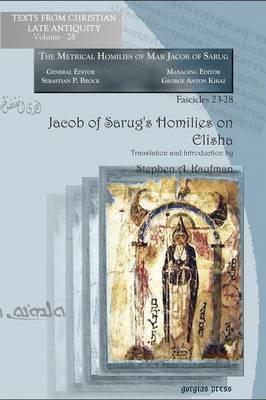 Jacob of Sarug's Homilies on Elisha