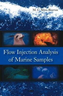 Flow Injection Analysis of Marine Samples