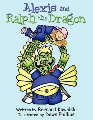 Alexis and Ralph the Dragon