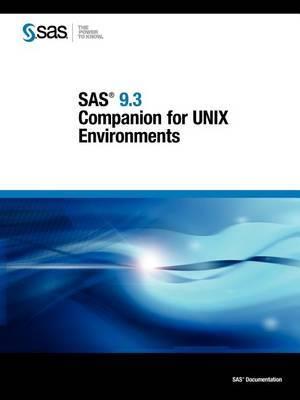 SAS 9.3 Companion for UNIX Environments