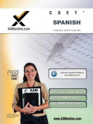 Cset Spanish Teacher Certification Test Prep Study Guide