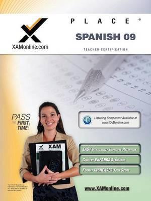 Place Spanish 09 Teacher Certification Test Prep Study Guide