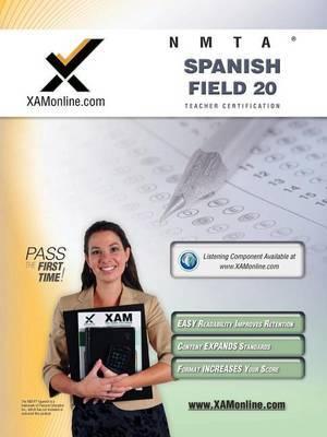 Nmta Spanish Field 20 Teacher Certification Test Prep Study Guide