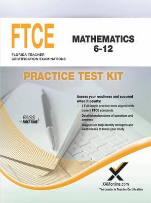 Ftce Mathmatics 6-12 Practice Test Kit