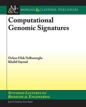 Computational Genomic Signatures