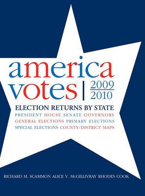 America Votes: 2009-2010, Election Returns by State: No. 29