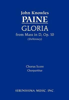Gloria (from Mass, Op. 10) - Chorus Score