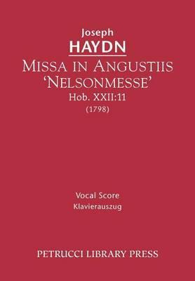 Missa in Angustiis 'Nelsonmesse', Hob. XXII: 11 - Vocal Score