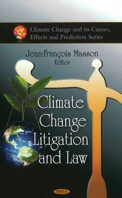 Climate Change Litigation and Law