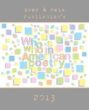 Who's Who in American Poetry Vol. 5