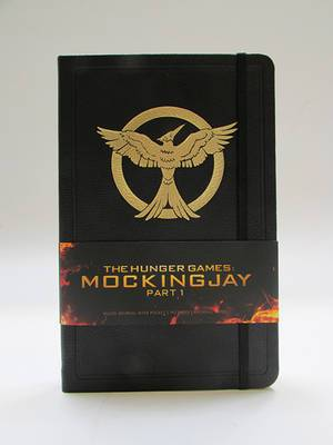 Hunger Games Mockingjay Ruled Journal