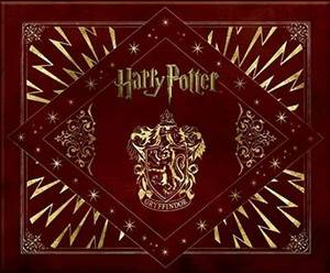 Harry Potter Gryffindor Deluxe Stationary Set