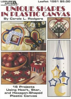 Unique Shapes in Plastic Canvas