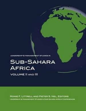 Leadership & Management Studies in Sub-Sahara Africa Volumes II and III
