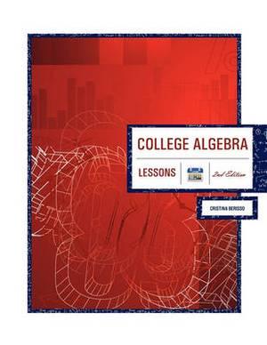 College Algebra: Lessons