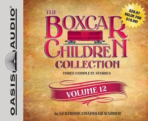 The Boxcar Children Collection, Volume 12: The Mystery Horse, the Mystery at the Dog Show, the Castle Mystery