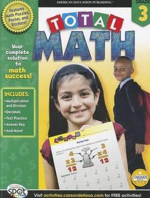 Total Math, Grade 3
