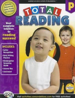 Total Reading, Grade Pk