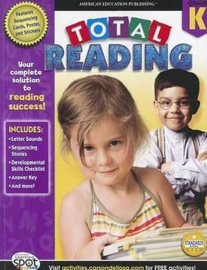 Total Reading, Grade K