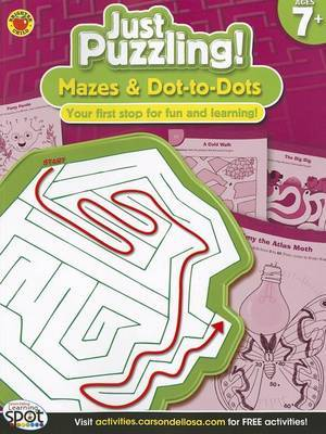 Mazes & Dot-To-Dots