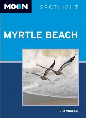 Moon Spotlight Myrtle Beach