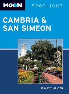 Moon spotlight Cambria & San Simeon